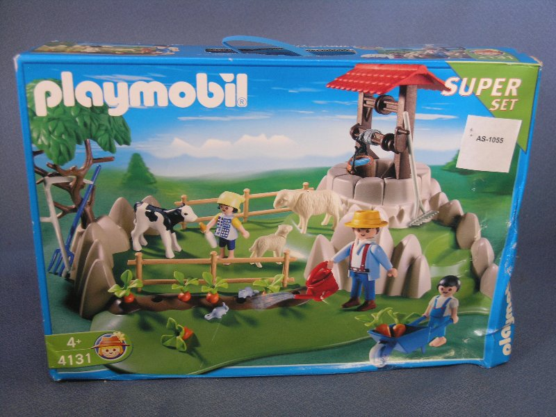 Playmobil Super Set Farm Country Life 4131 Allsold Ca