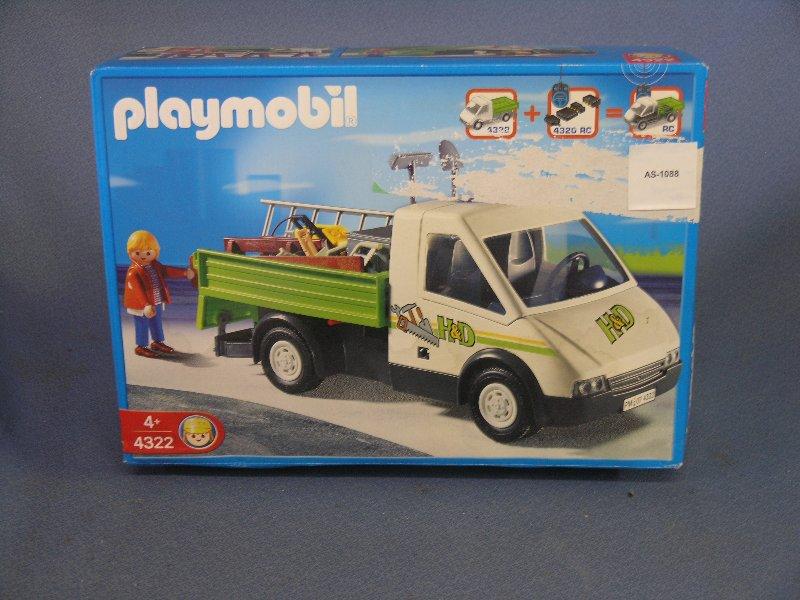 Toys For Trucks Calgary : Playmobil repair truck allsold buy sell used
