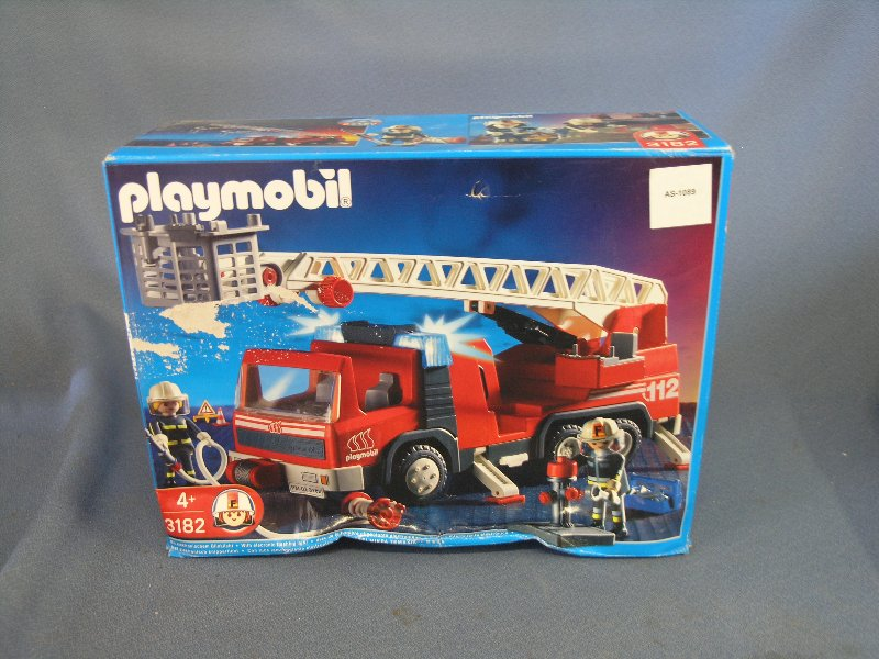 Truck Accessories Calgary >> Playmobil Fire Truck 3182 - Allsold.ca - Buy & Sell Used Office Furniture Calgary