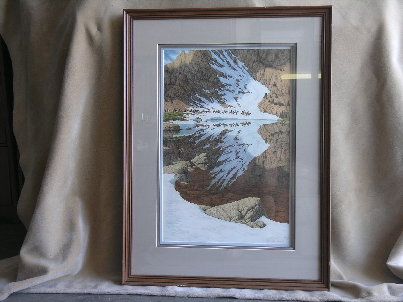 Bev Doolittle Season Of The Eagle Print Picture 25938
