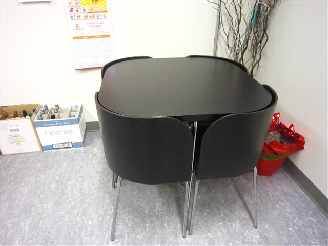 Ikea Fusion Dining Table And Chairs Allsold Ca Buy